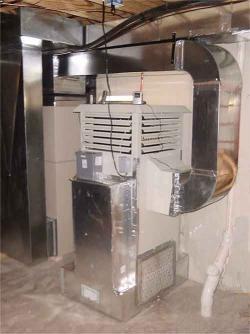 Energía solar para el aire acondicionado