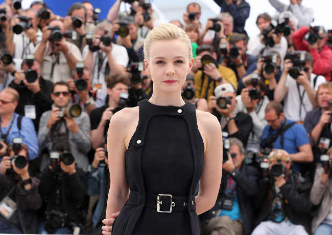 Carey Mulligan en Cannes