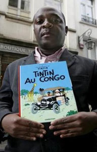 'Tintín en el Congo' denunciado en Bélgica