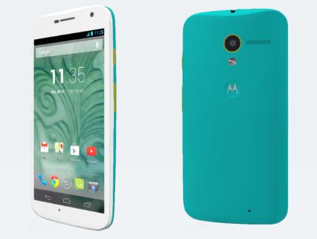 """El Moto X, hasta ahora un smartphone """"X"""" sobre todo en ventas."""