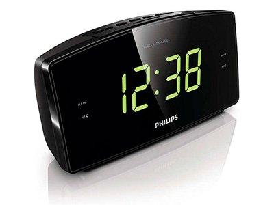 Si aún usas despertador en vez de el móvil, en Amazon tienes el Philips AJ3400 por sólo 18,99 euros