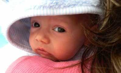 La foto de tu bebé: espiando el mundo