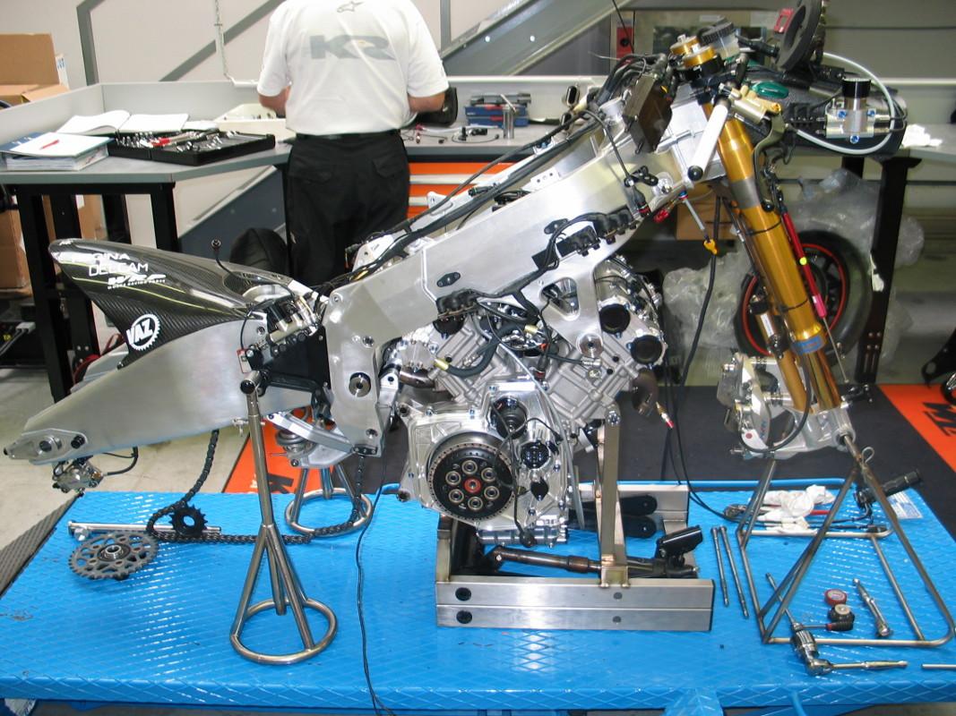 Foto de Proton KR KTM 2005 (4/24)