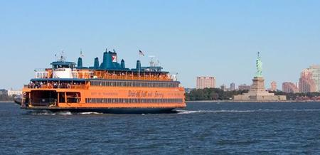 Ferry a Staten Island: transporte y vistas gratis