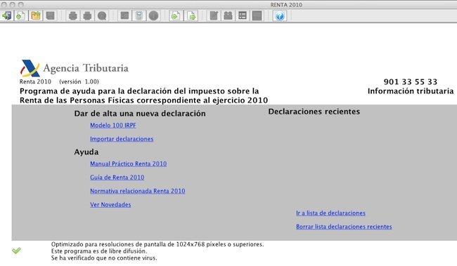 renta 2010 ya podemos descargar el programa padre rh pymesyautonomos com manual practico renta 2010