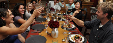Tips saludables para beber alcohol durante las fiestas