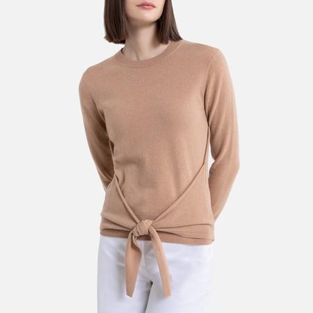 Jersey De Lana Mayoritariamente CachemirJersey de lana mayoritariamente cachemir