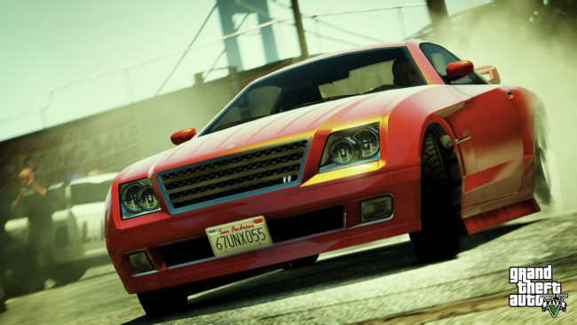 Coches Grand Theft Auto V