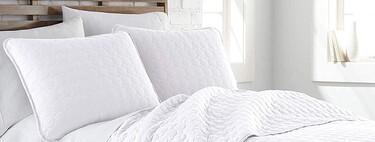 13 textiles de cama de verano para disfrutar de un dormitorio luminoso y refrescante