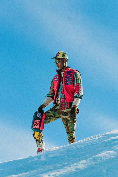 Polo Ralph Lauren Actualiza Su Coleccion De Snowboard 25 Anos Despues Con Un Gran Colorido 2