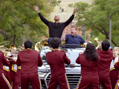El estreno de Carpool Karaoke en Apple Music se retrasa