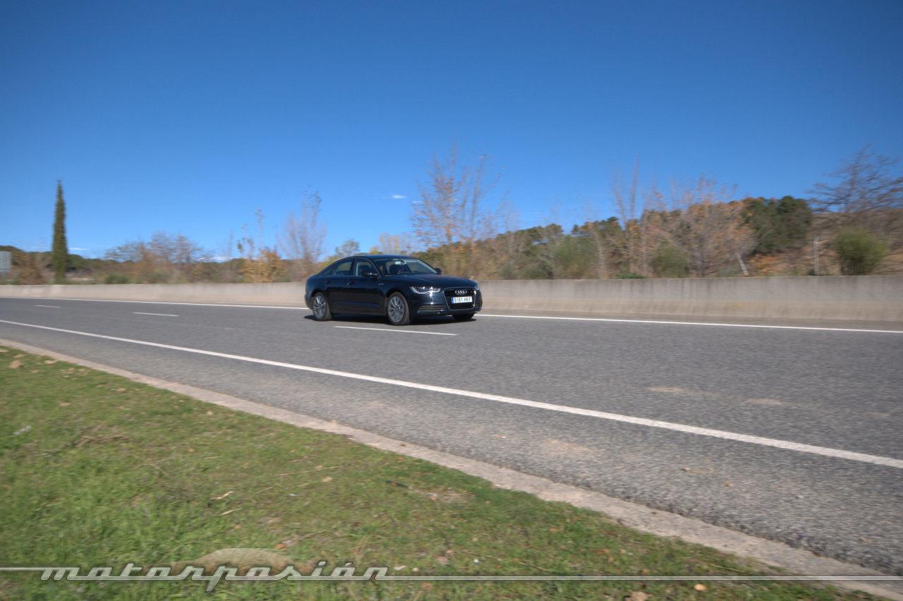 Foto de Audi A6 hybrid (prueba) (96/120)