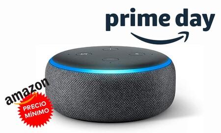 Amazon Prime Day. Ya no hay excusas que valgan. Ahora, el Echo Dot sólo te cuesta 19,99 euros: su precio más bajo hasta la fecha