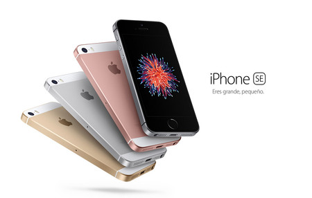 Apple iPhone SE, con 64GB de capacidad, por 429 euros en Pc Componentes