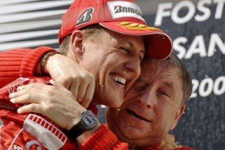 Jean Todt defiende a Michael Schumacher