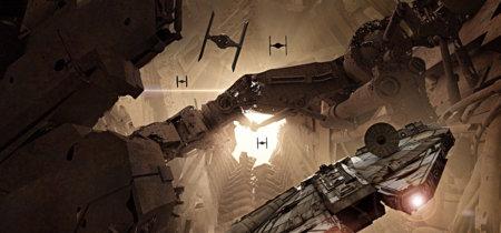 45 maravillosos bocetos que muestran el arte detrás de Star Wars: The Force Awakens