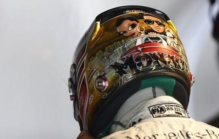 Lewis Hamilton preocupado porque Nico Rosberg ha demostrado ser más rápido que él