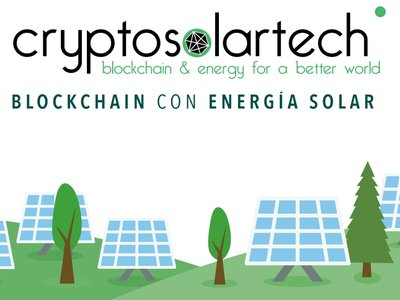 Así es CryptoSolarTech, el proyecto ecológico malagueño para que puedas crear o minar tus propias criptomonedas