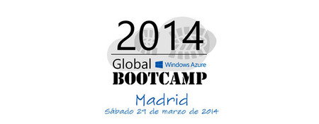 Global Windows Azure Bootcamp Madrid 2014