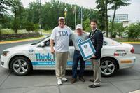 Nuevo récord para VW Passat… por ahorrar gasolina