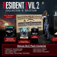 Esto es lo que incluye la Resident Evil 2: Collector's Edition valorada en 200 dólares