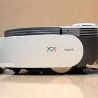 Este robot de limpieza barre la casa pero también friega el suelo sin que nosotros tengamos (casi) que intervenir