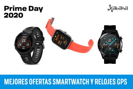 Amazon Prime day: Mejores ofertas del día (actualizadas) en smartwatch y relojes con GPS