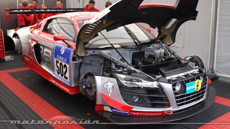 El Audi de Felix Baumgartner