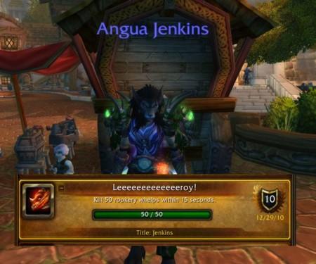 Wow Jenkins