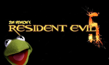 Si mezclas a los Teleñecos con 'Resident Evil 5', te sale esto...