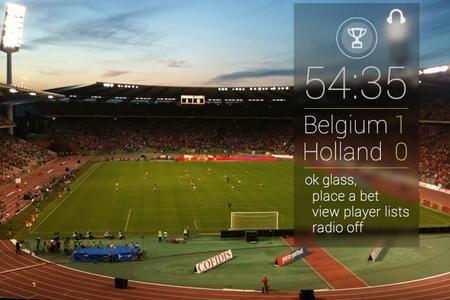 Los árbitros de Fútbol de la Liga Alemana podrían usar Google Glass durante los partidos