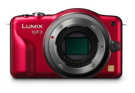 Panasonic Lumix DMC-GF3: reduciendo el tamaño, cambiando el concepto