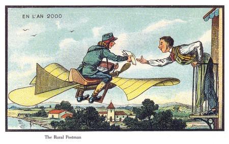 Cartero volador