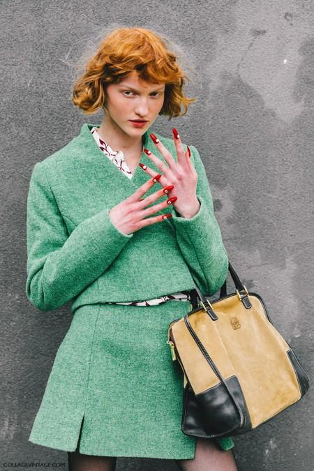 Pfw Paris Fashion Week Ss17 Street Style Outfits Collage Vintage Valentino Balenciaga Celine 56 1600x2400