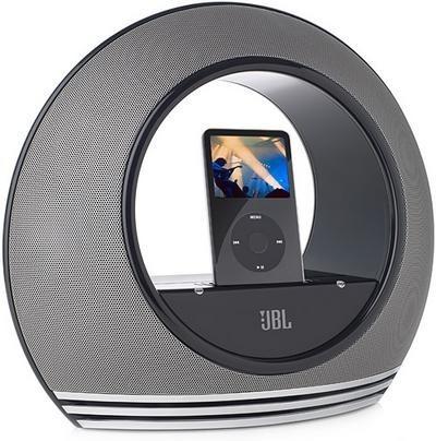 JBL Radial, altavoces para el iPod