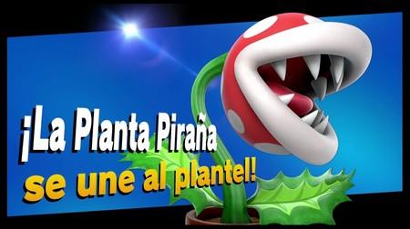 Super Smash Bros. Ultimate recibe la versión 2.0.0 junto con la Planta Piraña. Estas son sus novedades