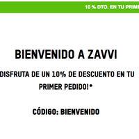 10% de descuento en Zavvi con este cupón al realizar tu primer pedido
