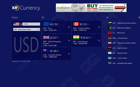 Portada de Xe Currency