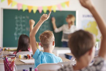 niños-en-clase