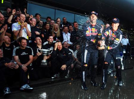 Red Bull Racing se confirma como un grande