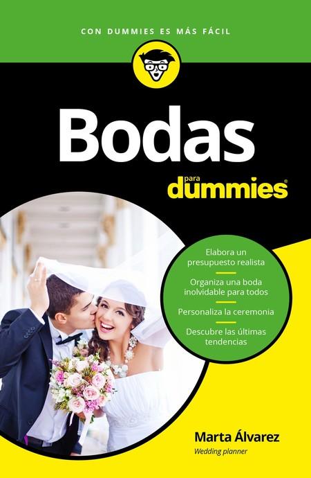 Portada Bodas Para Dummies Marta Alvarez Izcue 201610310141