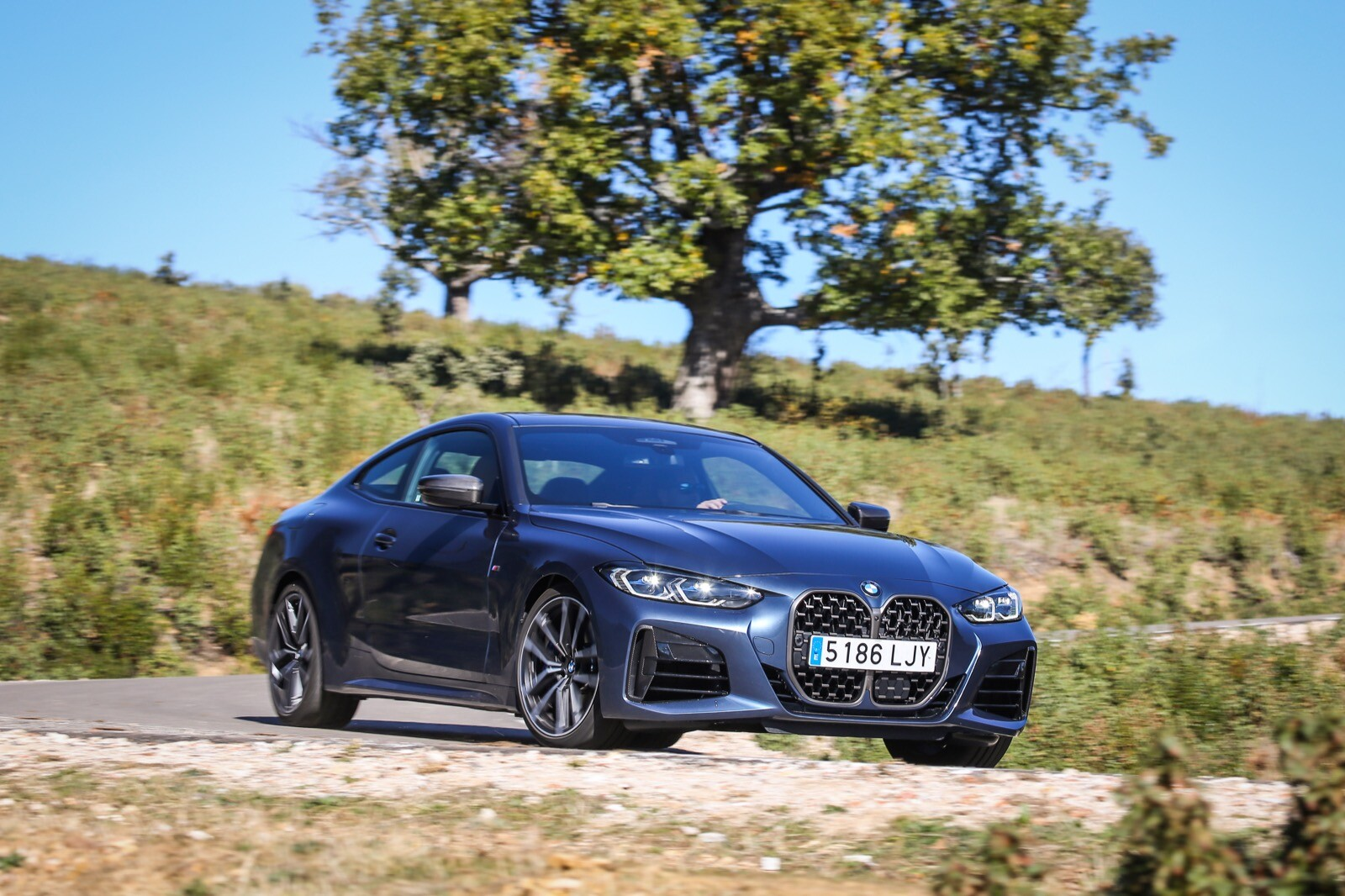 Foto de BMW Serie 4 Coupé (presentación) (38/85)