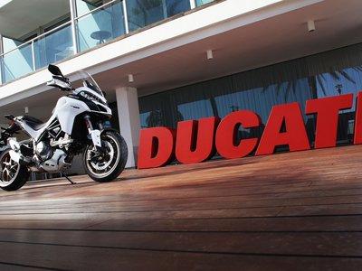 Probamos la Ducati Multistrada 1260 S, la maxitrail deportiva más tecnológica y efectiva que nunca
