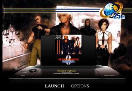 Humble Bundle Neogeo King Of Fighters 600x415