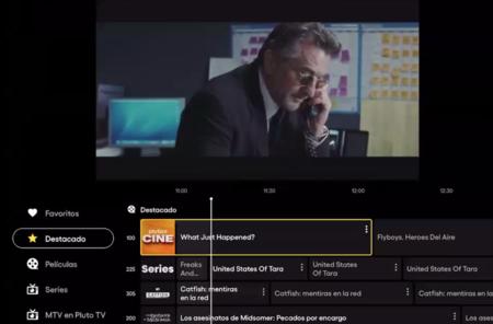 Pluto TV desembarca en España con 40 canales gratuitos: así funcionará y los contenidos más destacados que ofrecerá