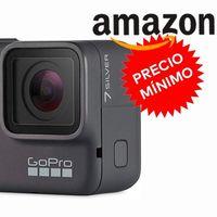 Precio mínimo en Amazon para la GoPro Hero 7 Silver: llévatela por sólo 169 euros