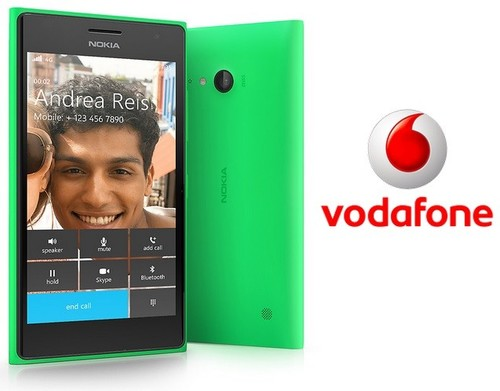 Precios Nokia Lumia 735 con Vodafone