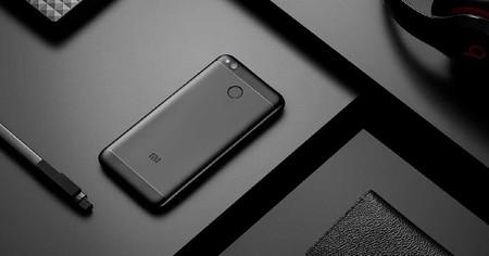 Venta Flash: Xiaomi Redmi 4X, en versión con 3GB de RAM y 32GB de capacidad, por 127,79 euros