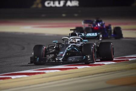 Lewis Hamilton Sakhir