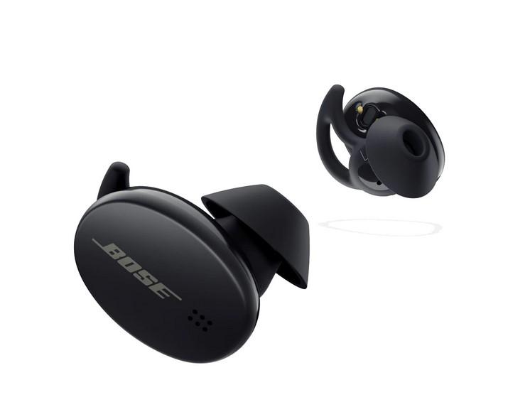 Auriculares deportivos True Wireless Bose Sport Earbuds Negros